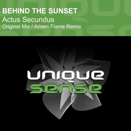 BEHIND THE SUNSET – ACTUS SECUNDUS (ORIGINAL MIX)